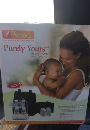 Ameda double breast electronic pump for Sale in Snellville, GA