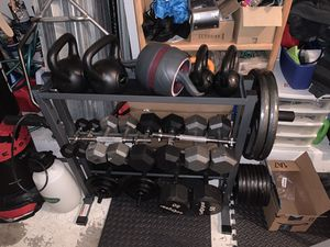 Home gym equipment for sale for Sale in South Miami, FL