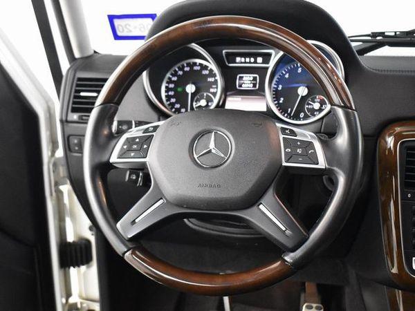 2015 Mercedes-Benz G 550