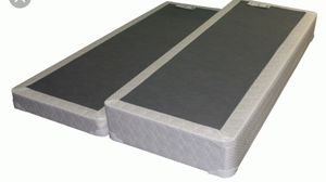 Brand New Box Springs- New Mattresses- New Bed Frames for Sale in Mount Pocono, PA