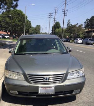 2006 Hyundai azera limited for Sale in Tustin, CA