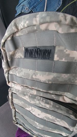 Hydrostorm hydration backpack... for Sale in Frederick, MD
