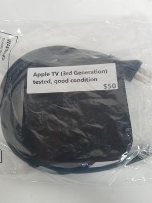 Apple TV ( 3rd Generation ) for Sale in San Diego, CA