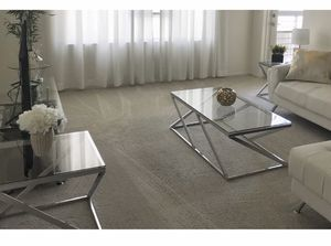 Modern Coffee table 2 nights table set for Sale in Los Angeles, CA