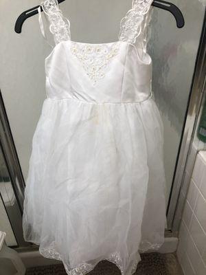 David's Bridal Flower Girl / First Communion Dress - Size 3 for Sale in Henderson, NV