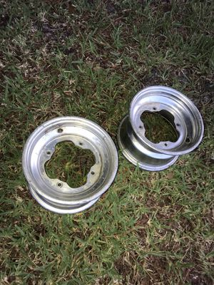 Oem Rear 9 inch rims banshee for Sale in GRANT VLKRIA, FL