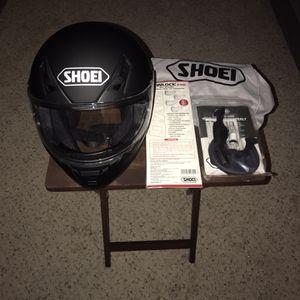 Shoei Motorcycle Helmet - LARGE for Sale in Plano, TX