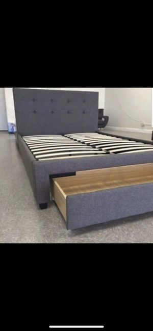 Full or Queen Bed Frame Only for Sale in Corona, CA