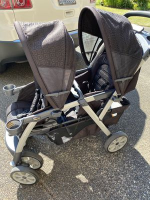 Chicco Double Stroller for Sale in Olympia, WA