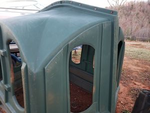Hay Hut holds 5x8 round bale for Sale in Roanoke, VA