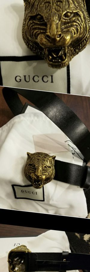 Gucci belt tiger fits all for Sale in Alexandria, VA