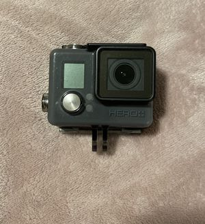 GoPro Hero Plus + waterproof camera for Sale in Chicago, IL