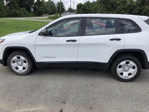 2014 Jeep Cherokee for Sale in Greensboro, NC