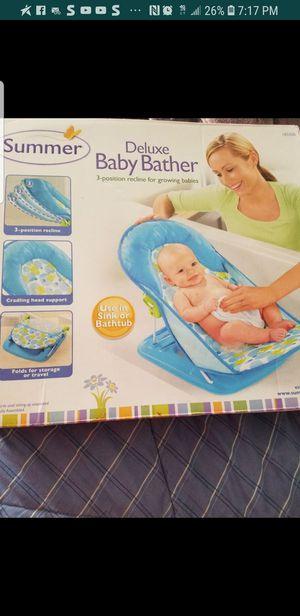 Baby boy bathe for Sale in Jacksonville, FL
