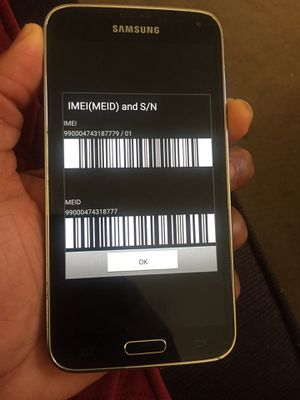 Galaxy S5 16gb for sprint /boost, see imei in the posts , $70 firm no trade - for Sale in West Sacramento, CA