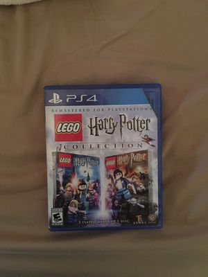 Years 1-7 Harry Potter LEGO adventure game for Sale in Buena Park, CA