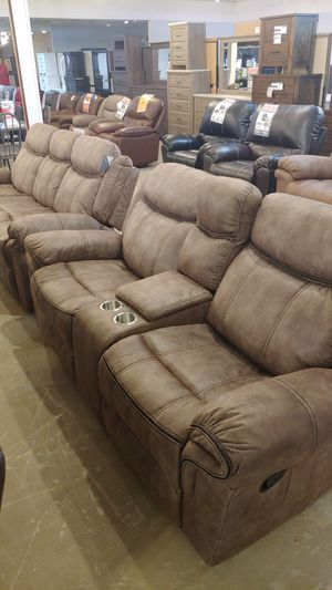Knoxville motion recliners for Sale in Washington, IL