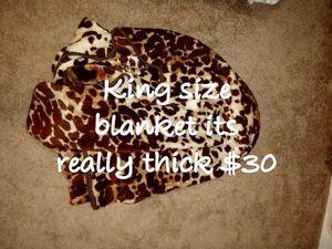 Blanket for Sale in San Angelo, TX
