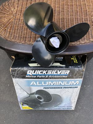New prop for Mercury outboard motor for Sale in Granite Falls, WA