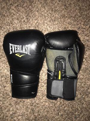 Boxing gloves (EverLast) for Sale in Oak Lawn, IL