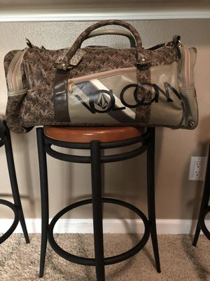 Volcom duffle bag for Sale in Clackamas, OR