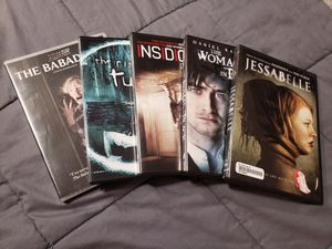 """Bundle of 5 """"haunted monster""""- themed DVDs for Sale in Gresham, OR"""