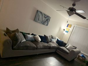 XL comfortable Sectional for Sale in Houston, TX