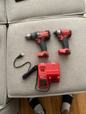 Milwaukee M18 fuel Impact and Drill for Sale in Waterbury, CT