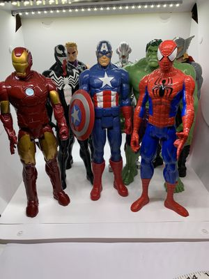 Action figures lot for Sale in Sugar Land, TX