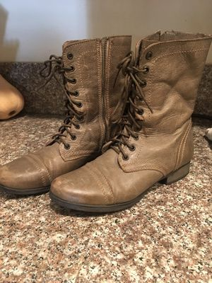 8.5 women's Steve Madden Boots for Sale in Los Angeles, CA