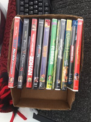 Lot of 11 DVD's for Sale in Fort Worth, TX