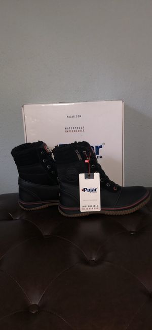 PAJAR TROOPER Men's Boots 10.5 for Sale in Dallas, TX