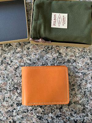 Filson Wallet for Sale in Malden, MA
