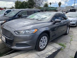 2013 Ford Fusion low miles Clean Carfax clean title easy financing available only 1000 down needed for Sale in Whittier, CA