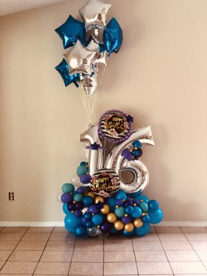 Grand Balloon Bouquets for Sale in Houston, TX
