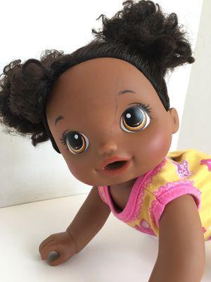 Baby Alive crawls doll for Sale in Woodstock, GA
