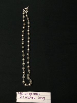 925 Sterling silver necklace for Sale in Orlando, FL