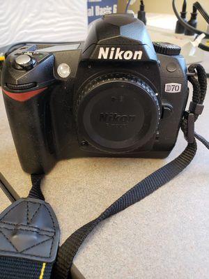 Nikon D70 DSLR camera for Sale in Orlando, FL