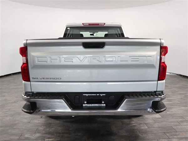 2019 Chevrolet Silverado 1500 V6