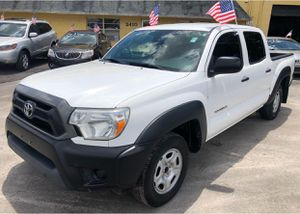 🏁🔥2013 TOYOTA TACOMA 1 OWNER🔥🏁 for Sale in Pompano Beach, FL