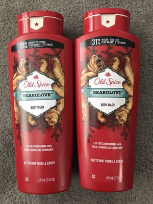 Old Spice Body Wash for Sale in Upper Marlboro, MD