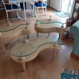 Mid Century Coffee ,end Tables for Sale in Buckley, WA