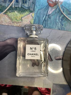 Chanel no 5 floral perfume for Sale in Boynton Beach, FL
