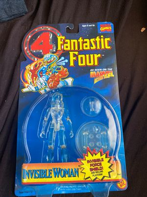 Fantastic 4 toy 5$ for Sale in Fresno, CA