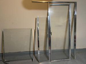 "Frame less Glass shower Door 48""x33""x69"" for Sale in Houston, TX"
