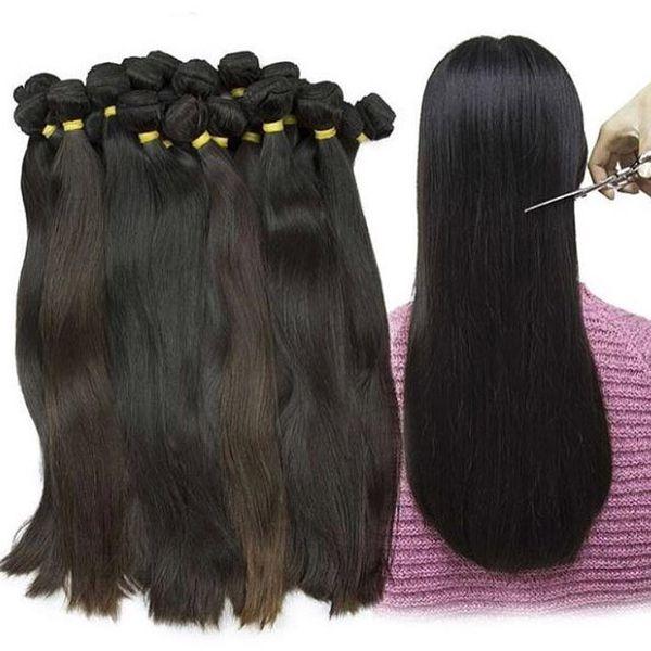 Wholesale Sale Virgin bundles lace wigs tip hair