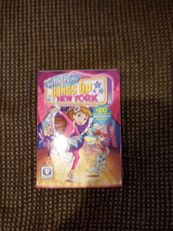 Twinkles Toes Dvd Brand New sealed