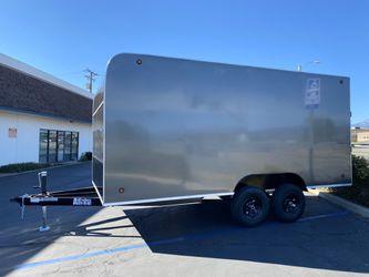 Enclosed Trailer 8.5x16x7 for Sale in Pomona,  CA