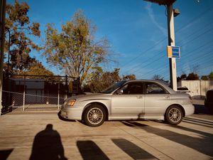 2005 Subaru wrx for Sale in Hacienda Heights, CA