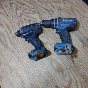 M akita Hammer Drill And Impact Driver for Sale in Carbonado, WA